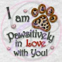 Applique Pawsitive Love