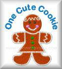 One Cute Cookie